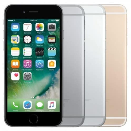 Apple iPhone 6 GSM Unlocked - Assorted Colors and Sizes for $115 (reg: $950)(Selling Fast)